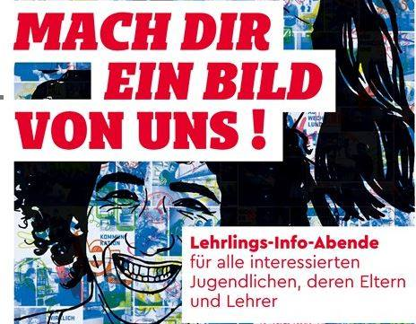 Termintipp: Faigle – Lehrlings-Info-Abende
