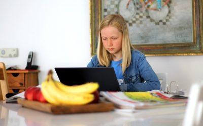 Neue Online- und Hybrid-Unterrichtsmethode an der LBS Feldkirch